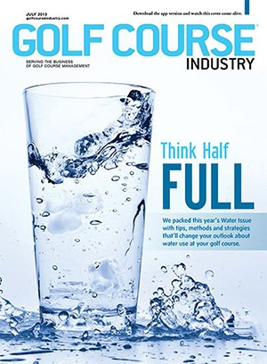 "Get GCI's July ""Water Issue"" for iPad and iPhone"