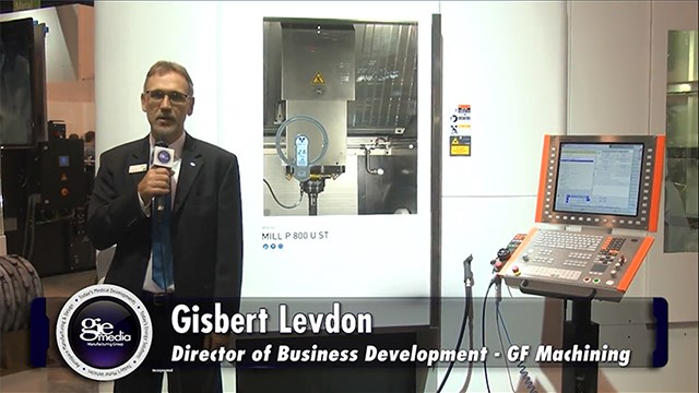 IMTS Booth Tour 2016: GF Machining Solutions [VIDEO]