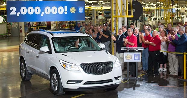 GM to expand Lansing Delta Township plant for new models