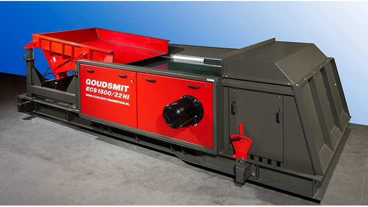 Goudsmit redesigns its eddy current product line