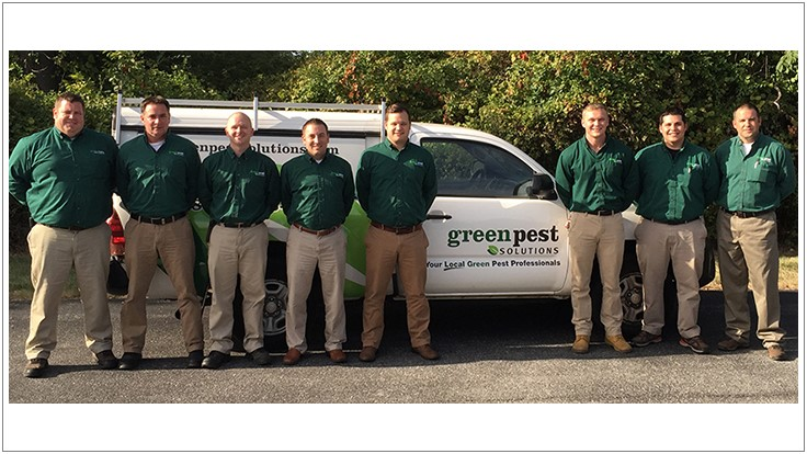 Green Pest Solutions Donates First Retired Truck to Charity