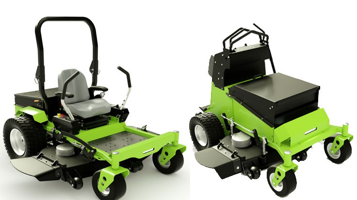 Greenworks to release battery powered ZTRs in late 2018