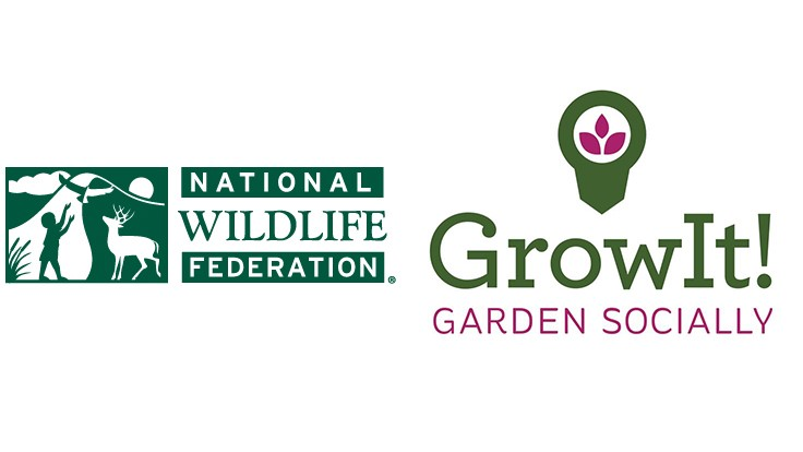 GrowIt! teams up with the National Wildlife Federation