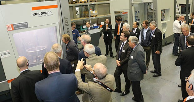 Handtmann A-Punkt Automation Aerospace Days a success