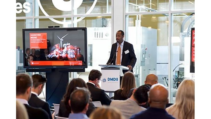 HANNOVER MESSE, DMDII promote advanced technology