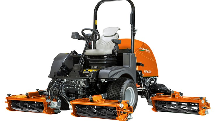 Jacobsen Launches HF600 Reel Mower - Golf Course Industry