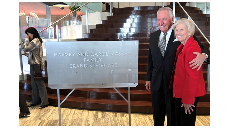 Harvey and Carol Massey Foundation Invests in Performing Arts Center