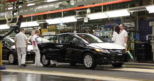Honda to invest $857 million in Canada