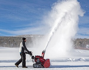 Honda introduces HSS Series snow blowers
