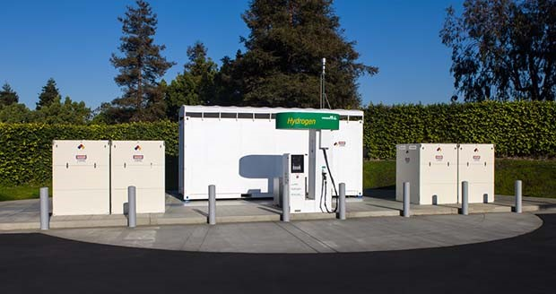 FirstElement begins expanding California hydrogen fuel station network
