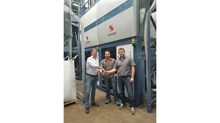 BTB PET-Recycling says Starlinger recycling system has responded to changing bottle stream