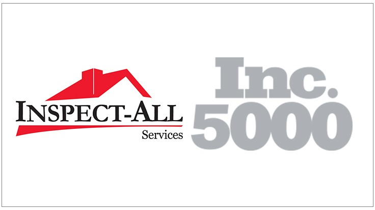 Inspect-All Makes Inc.'s 5000 List