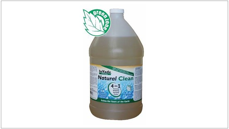 Rockwell Labs Ltd Introduces InVade Natural Clean
