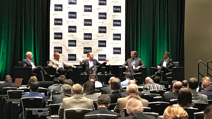 WasteExpo 2017: CEOs leave no holds barred