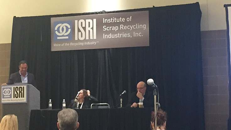 ISRI2017: Plastic's point of view