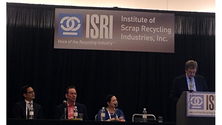 ISRI2017: Scrap tire markets face multiple disruptions