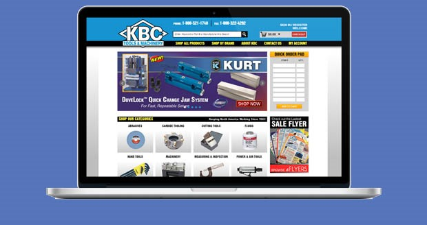 KBC Tools marks 50 years in business with contest