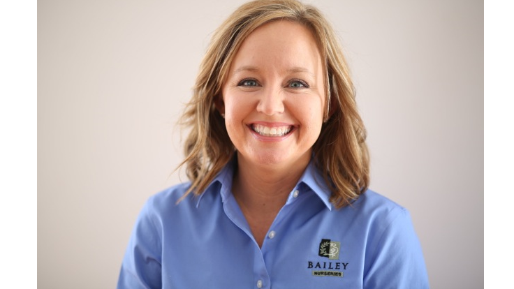 Bailey Nurseries promotes Kerry Pieritz to outside sales