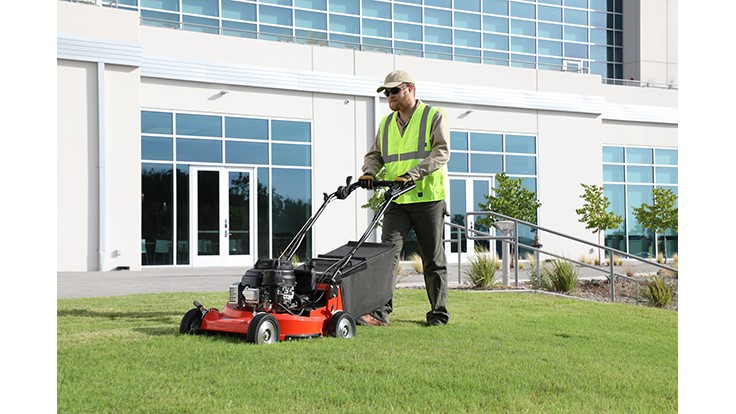 Kubota unveils new 21-inch commercial walk-behind mower