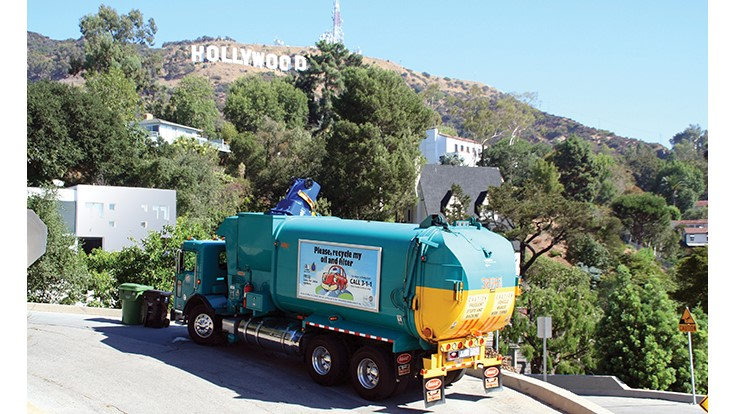 LA Sanitation Bureau wins technology-related award