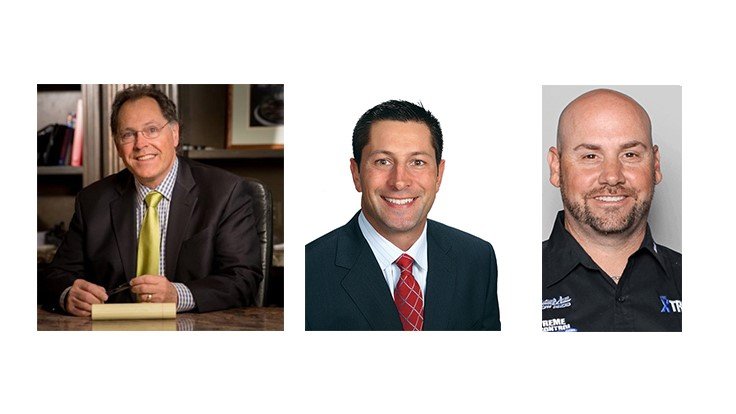 Three to be honored with Leadership Awards