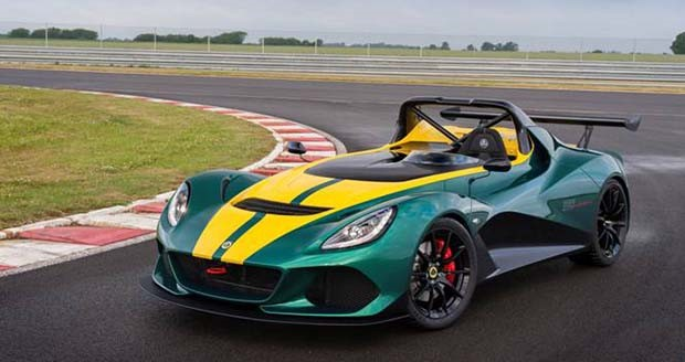 Lotus to launch 3-Eleven sports car