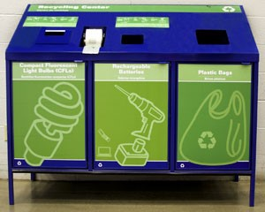 Lowe S Installs Collection Centers At Stores Recycling Today