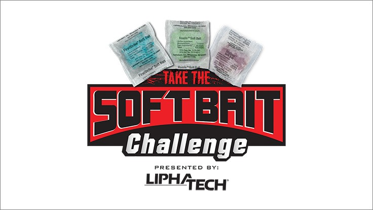 Liphatech Offers 'Soft Bait Challenge'