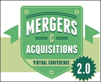 PCT'S Mergers & Acquisitions Virtual Conference 2.0 is Wednesday