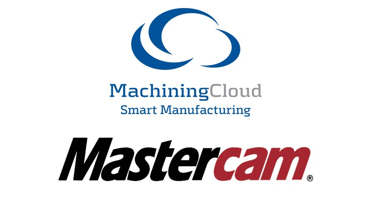 Mastercam's MachiningCloud connection now available