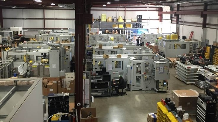 Matrix Design opens additional facility in South Elgin, Illinois