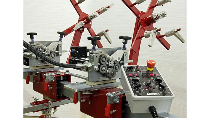 Mavrix Welding Automation upgrades its dual-torch hard-surfacing system