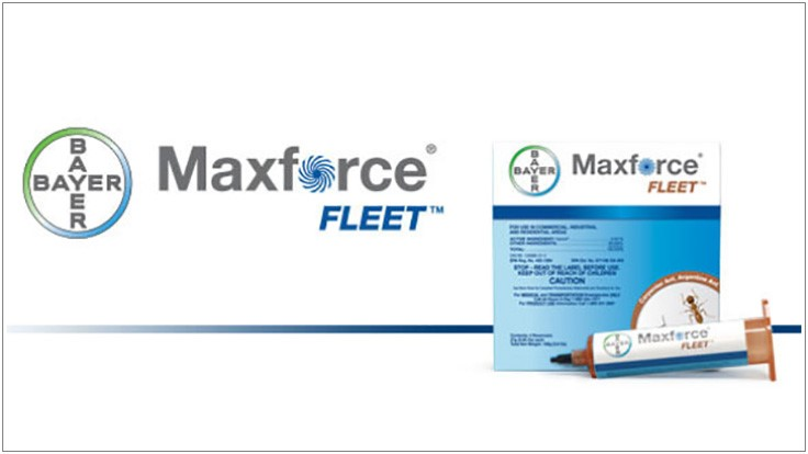 Bayer Launches Maxforce Fleet