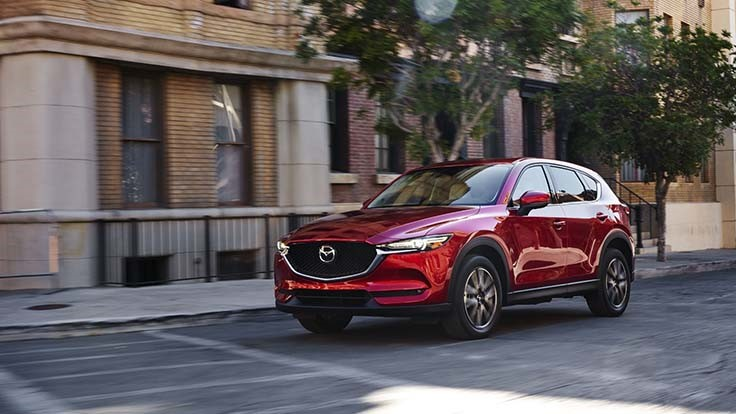 Mazda to enter diesel market in US with CX-5