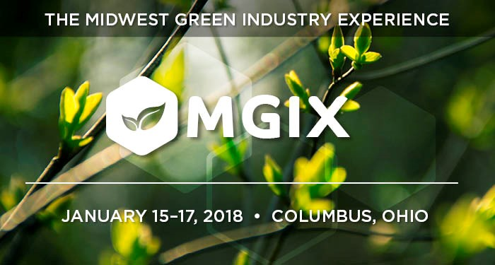 2018 Midwest Green Industry Experience Welcomes The