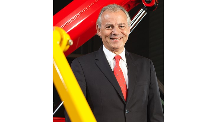 President of Manitou Group to serve for four more years