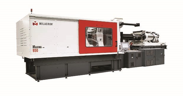 Milacron automotive injection molding machines