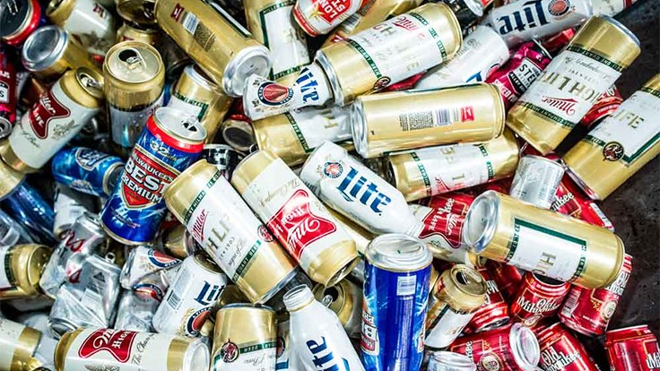 MillerCoors achieves landfill-free status at all major breweries
