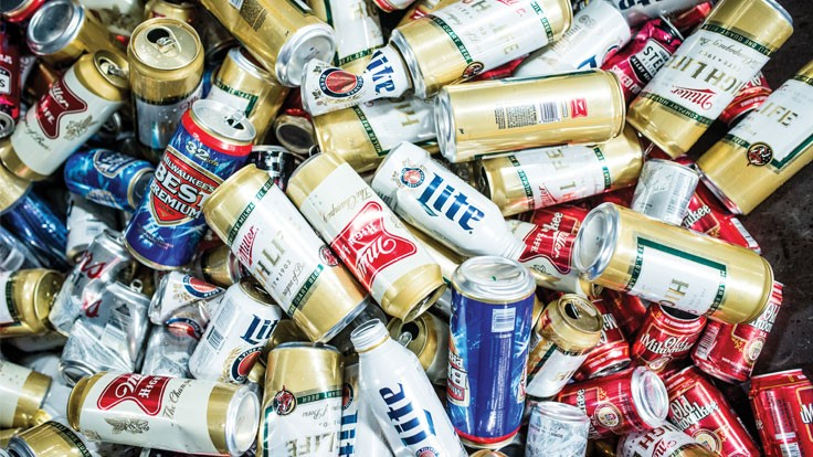 MillerCoors' major breweries are all verified as landfill free