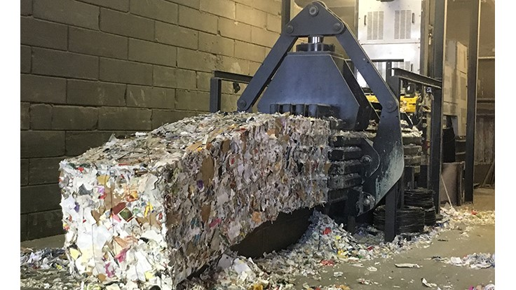 China asks to ban mixed paper and many plastic scrap grades