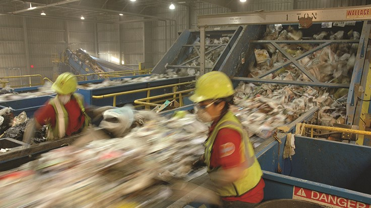 ISRI celebrates America Recycles Day by recounting recycling's economic, environmental benefits