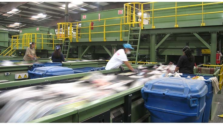 Flexible packaging recycling pilot seeks MRF partner