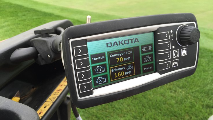 Dakota introduces new 410 Turf Tender