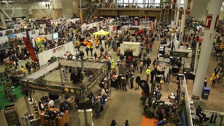 Trends and techniques on display at New England GROWS