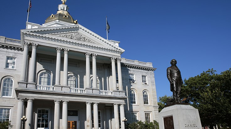 New Hampshire Commission Explores Tax Issues Related to Recreational Marijuana Legalization