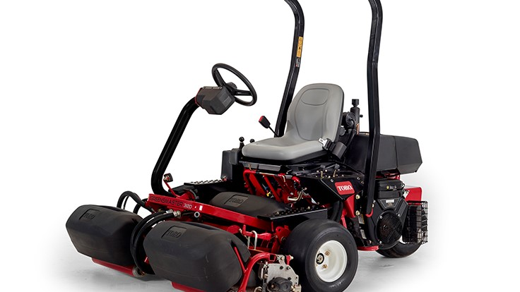 Toro introduces new Greensmaster 3120
