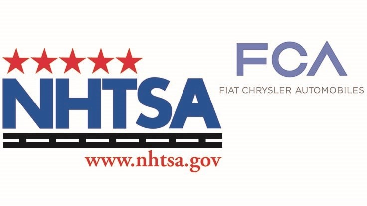 NHTSA fines FCA $70 million for failing to report injuries