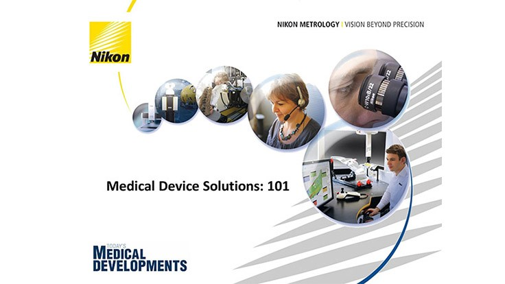 Free webinar on Medical Device Inspection Solutions: 101