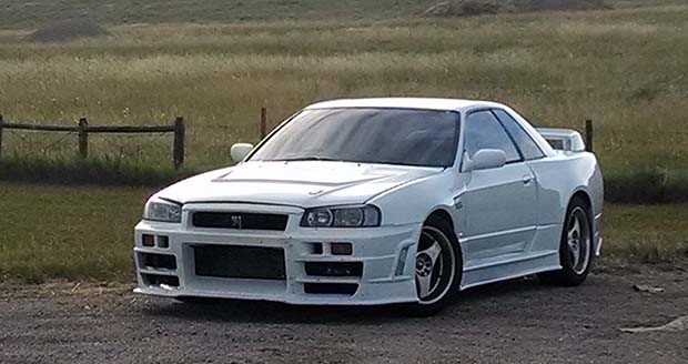 Importer to bring in Nissan Skyline performance cars from Japan