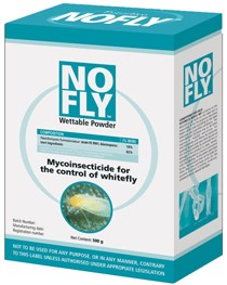 NOFLY natural whitefly aphid control product - Greenhouse ...